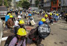 Crisi in Myanmar: