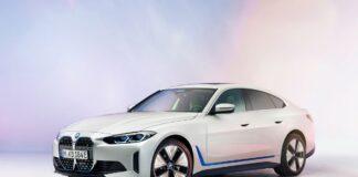 BMW Sedan i4