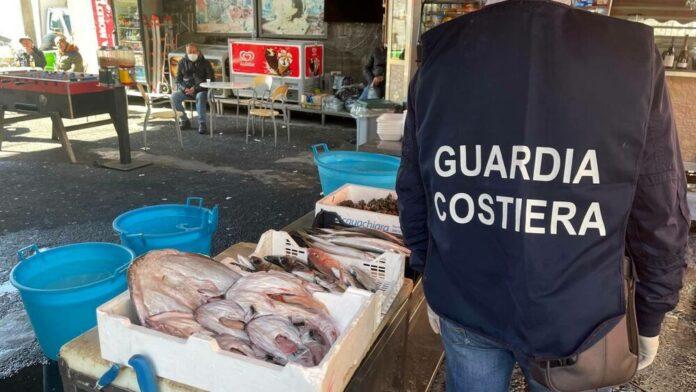 Controlli dei prodotti ittici