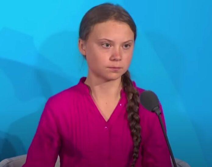 Greta Thunberg divulga un nuovo rapporto sull'inquinamento