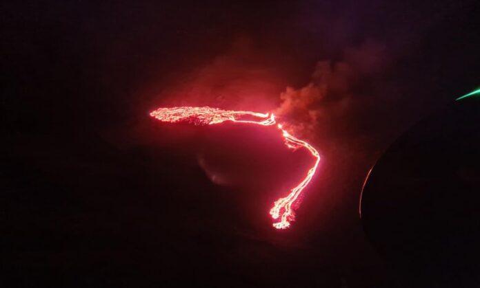 Il risveglio del vulcano