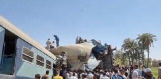 Egitto: scontro tra treni, oltre 30 morti