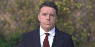 Dichiarazione di Renzi