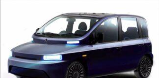 Nuova Fiat Multipla