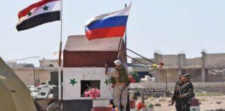 Russia conquista giacimenti siriani