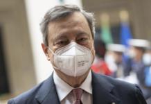 Il Presidente Draghi