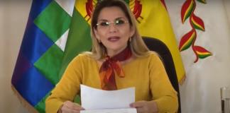 Bolivia, Jeanine Anez è stata arrestata