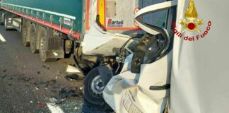 Tragico incidente stradale