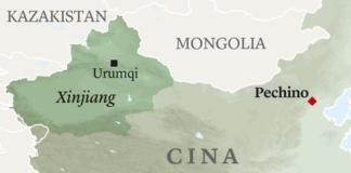 Genocidio degli Uiguri