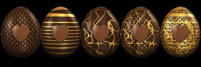 Uova di Pasqua per adulti
