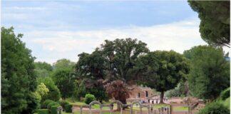Villa Adriana specie arboree