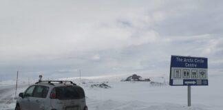 Saltfjellet Circolo Polare Artico