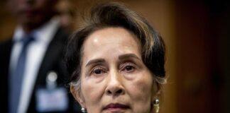 Aung San Suu Kyi:
