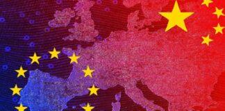 Cina sanziona l'Unione Europea
