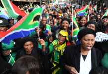 donne sudafricane