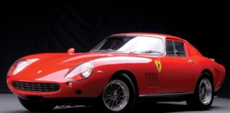 Ferrari 275 GTB 4 verrà venduta all'asta