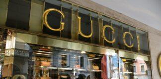 Gucci collezione Aria 15 aprile