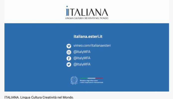 Italiana, nuovo portale della Farnesina