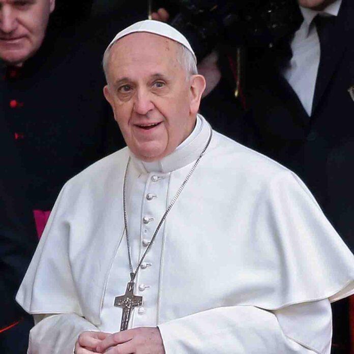Bergoglio sugli sfollati climatici