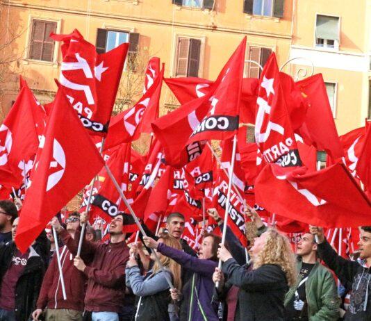 fermati militanti Partito Comunista
