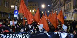 aborto polonia 8 marzo