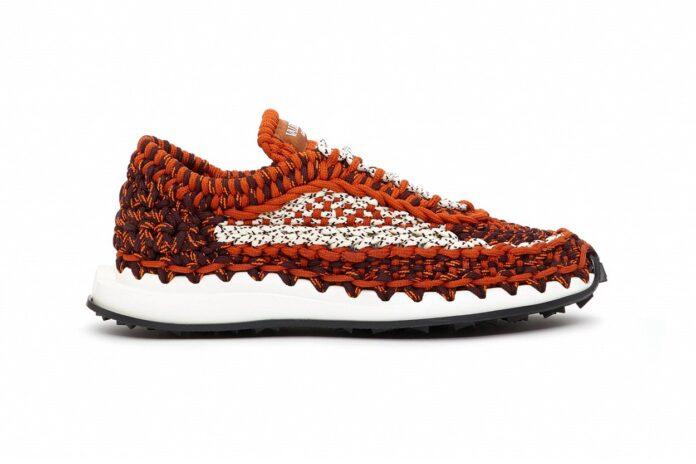 Le nuove sneaker Valentino Garavani Crochet