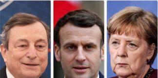Draghi e l'asse franco-tedesco