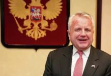 Ambasciatore statunitense in Russia