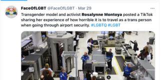 Attivista transgender