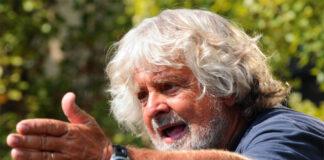 Beppe Grillo difende