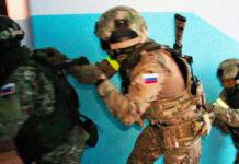 FSB ferma terroristi in Crimea