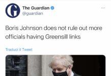 Boris Johnson pandemia