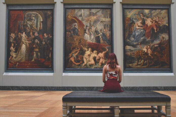 Le opere d'arte