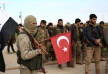 Milizie filoturche in Siria