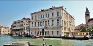 Palazzo Grassi Bruce Nauman