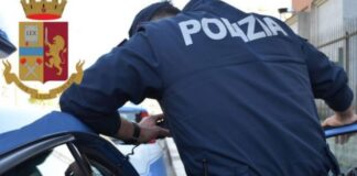 Polizia sequestra