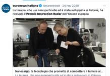 Premio Innovation Radar