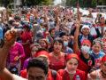 Proteste in Birmania