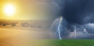 Rischio alto di nubifragi