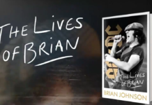 The Lives of Brian, il libro del cantante degli AC/DC