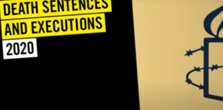 Pena di morte: Amnesty International pubblica report del 2020