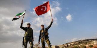 Separatisti filorussi e mercenari filoturchi