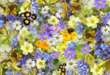 Spring in art