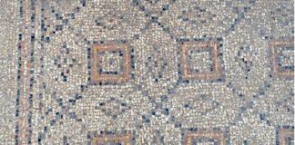 Yavne ristrovati dei mosaici colorati (articolo di Loredana Carena)