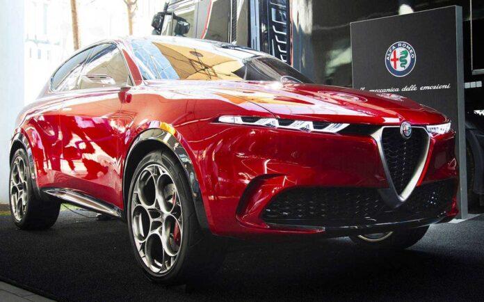 Alfa Romeo Tonale produzione