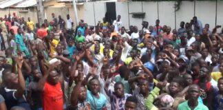 disordini in Benin