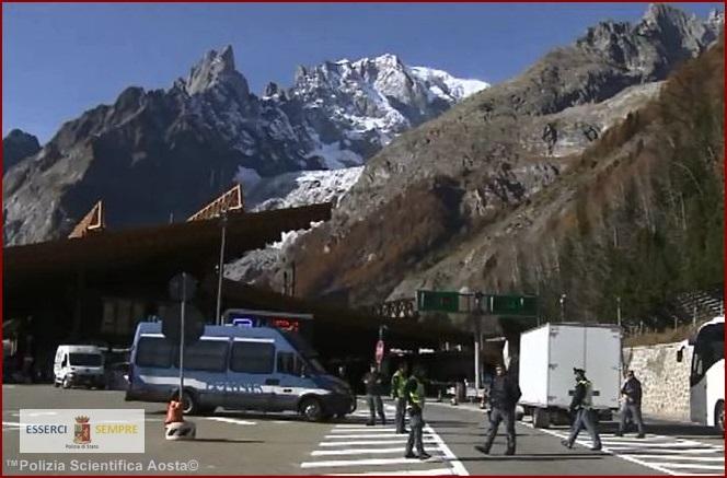 Traforo del Monte Bianco