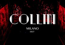 Collini Milano 1937 Lago di Como