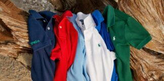 Nuove Earth Polo Ralph Lauren.
