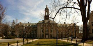Bufera sulle Università della Pennsylvania